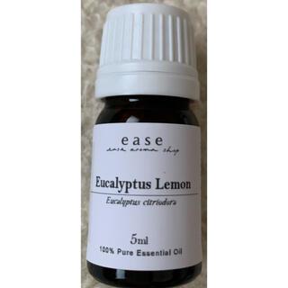 アロマオイル エッセンシャルオイル 精油 オーガニック ユーカリレモン 5ml(エッセンシャルオイル(精油))