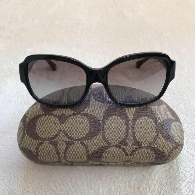 COACH(コーチ)のコーチ/サングラス レディースのファッション小物(サングラス/メガネ)の商品写真