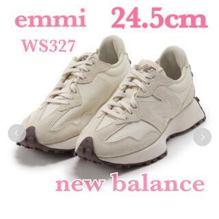 ニューバランス(New Balance)の【New Balance】WS327 emmi 別注モデル(スニーカー)