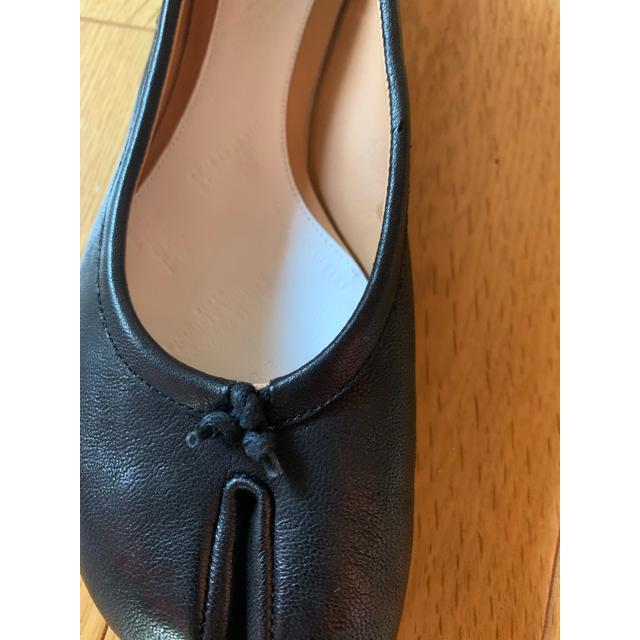 Maison Martin Margiela(マルタンマルジェラ)の新品未使用 メゾンマルジェラ 足袋 25cm レディースの靴/シューズ(バレエシューズ)の商品写真