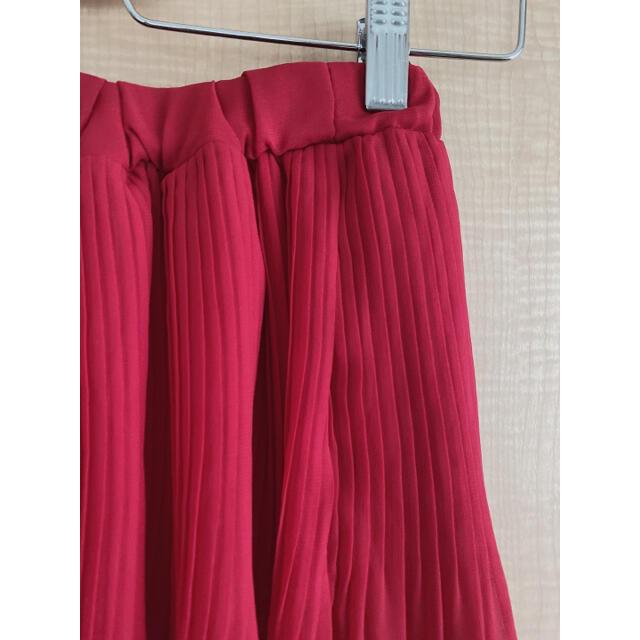 Right-on(ライトオン)のプリーツスカート キッズ/ベビー/マタニティのキッズ服女の子用(90cm~)(スカート)の商品写真