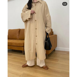 Kastane - lawgy airy trench coat