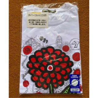 Johnny's - 嵐グッズ 24時間テレビ Tシャツ【新品・未開封】白 Lサイズ