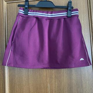 エレッセ(ellesse)のエレッセ テニス スコート 紫 S(ウェア)