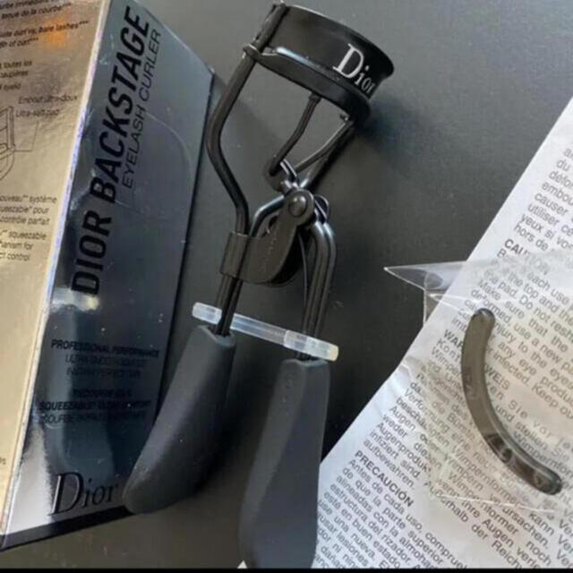 Christian Dior(クリスチャンディオール)のディオール バックステージ ラッシュ カーラー 新品未使用 コスメ/美容のメイク道具/ケアグッズ(ビューラー・カーラー)の商品写真
