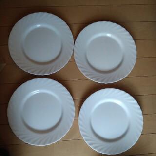 ヤマザキセイパン(山崎製パン)の白お皿(食器)