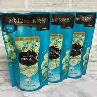 P&G - レノアハピネス アロマジュエル エメラルドブリーズの香り 詰め替え用 3袋