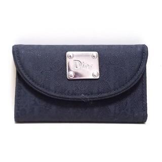 クリスチャンディオール(Christian Dior)のディオール/クリスチャンディオール 黒(キーケース)
