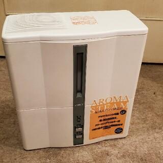 ウィークエンドセールMORITA アロマ加熱式加湿器 JL-M40A 美品(加湿器/除湿機)