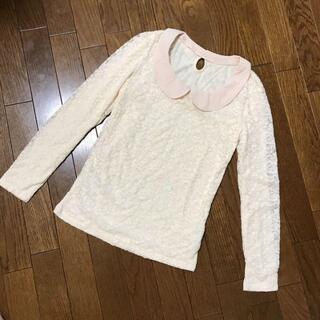 イング(INGNI)の新品未使用★INGNI長袖シャツ(Tシャツ(長袖/七分))