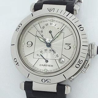 カルティエ(Cartier)のカルティエ Cartier パシャ 38mm W31037H3(腕時計(アナログ))