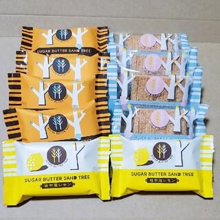 シュガーバターサンドの木 3種 10個セット(菓子/デザート)