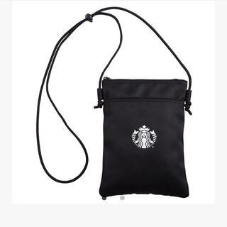 Starbucks Coffee - 【6/27まで限定お値下げ】台湾限定 スターバックス サコッシュ