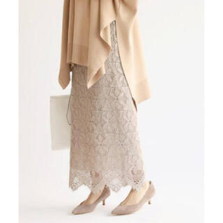 IENA - レースタイトスカート