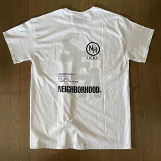 ネイバーフッド(NEIGHBORHOOD)のwind and sea NHWDS-2/C-TEE SS / WHITE L(Tシャツ/カットソー(半袖/袖なし))