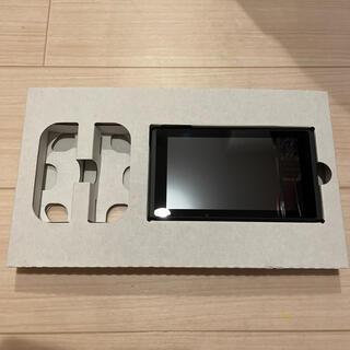 ニンテンドースイッチ(Nintendo Switch)の新品 任天堂スイッチ 新型 ニンテンドースイッチ 本体のみ Nintendo(家庭用ゲーム機本体)