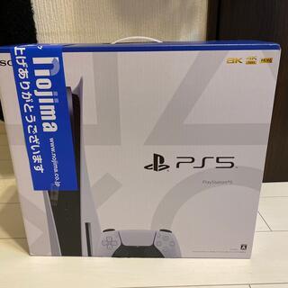SONY - 【新品・未開封】PS5 本体 ディスクドライブ搭載