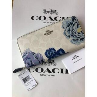 ★新品★ COACH コーチ 長財布  財布  F6656