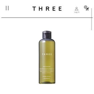 THREE - THREE シャンプー 新品