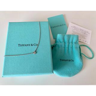 Tiffany & Co. - Tiffany ダイヤモンド バイザヤードネックレス