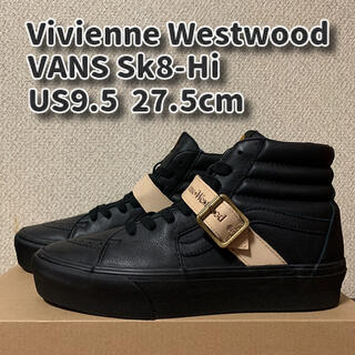 Vivienne Westwood - Vivienne Westwood×VANS Sk8-Hi 27.5cm