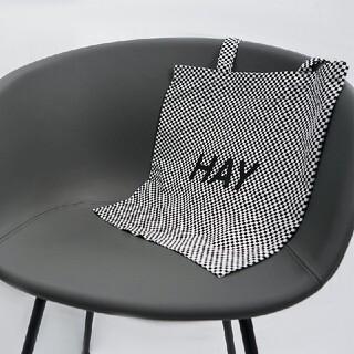 シボネ(CIBONE)の【期間限定価格】HAYトートバッグ チェック柄 北欧デザイン【海外購入正規品】(トートバッグ)