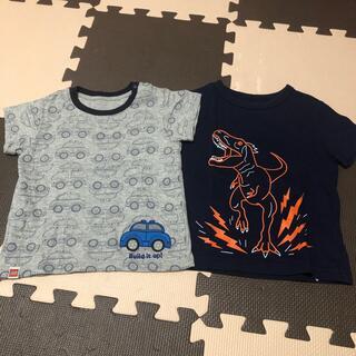ベビーギャップ(babyGAP)の★babyGAP UNIQLO 2枚セット★(Tシャツ/カットソー)
