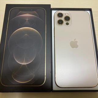 iphone12pro 128gb simフリー ドコモ版 ゴールド