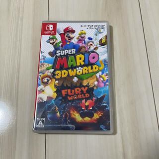 ニンテンドースイッチ(Nintendo Switch)のさあやさん専用 スーパーマリオ 3Dワールド + フューリーワールド Switc(家庭用ゲームソフト)