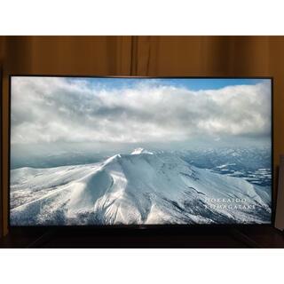 SONY - 美品Sony KJ-55X8550G 4K液晶テレビ BRAVIA 55インチ