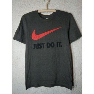 ナイキ(NIKE)のo3065 ナイキ JUST DO IT 半袖 tシャツ スウォッシュ ロゴ(Tシャツ/カットソー(半袖/袖なし))