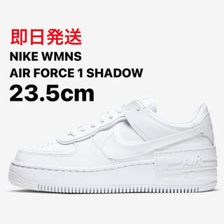 ナイキ(NIKE)の23.5cm NIKE WMNS AIR FORCE 1 SHADOW (スニーカー)