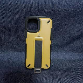 ELECOM - 値下げ!iPhone 11Pro ケース  NESTOUT コヨーテブラウン