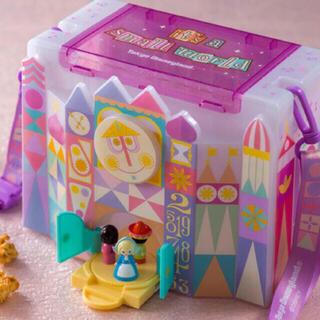 Disney - ディズニー スモールワールド ポップコーン バケット