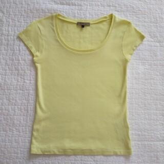 プロポーションボディドレッシング(PROPORTION BODY DRESSING)のPROPORTION BODY DRESSING イエローTシャツ(Tシャツ(半袖/袖なし))