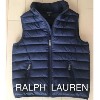 POLO RALPH LAUREN - ラルフローレン ダウンベスト S/P(8)