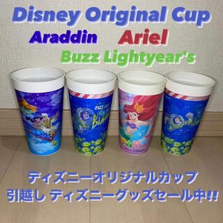 Disney - ディズニー オリジナルカップ4点セット