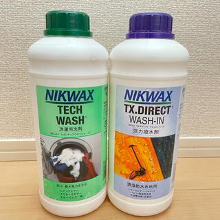 【★ガラポン様専用★】NIKWAX TECHWASH, WASH-IN セット(その他)