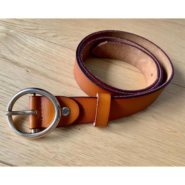 Crisp(クリスプ)のCrisp  クリスプ  ベルト 本革 レディースのファッション小物(ベルト)の商品写真