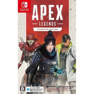 ニンテンドースイッチ(Nintendo Switch)のApex Legends チャンピオンエディション(家庭用ゲームソフト)