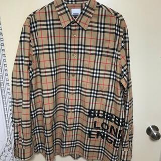 BURBERRY - Burberry/バーバリー チェックシャツ 今市隆二着用モデル
