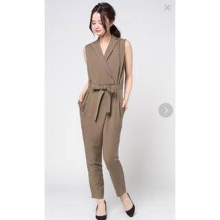 DOUBLE STANDARD CLOTHING - sov.オールインワン 未使用 ダブルスタンダードクロージング