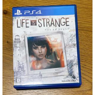 PlayStation4 - Life Is Strange(ライフイズストレンジ) PS4