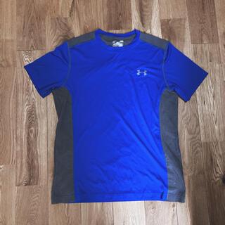 UNDER ARMOUR - アンダーアーマー Tシャツ ヒートギア Lサイズ