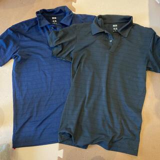 ユニクロ(UNIQLO)のユニクロ ポロシャツ メンズ(ポロシャツ)