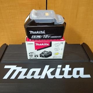 Makita - 【新品】マキタ純正バッテリー 18V 6.0Ah  BL1860B