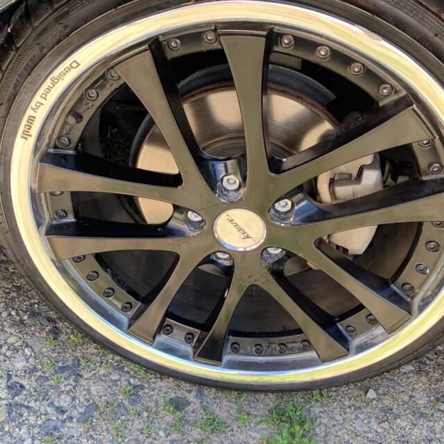 トヨタ(トヨタ)の20クラウン 車検来年6月 4WD 美車 自動車/バイクの自動車(車体)の商品写真