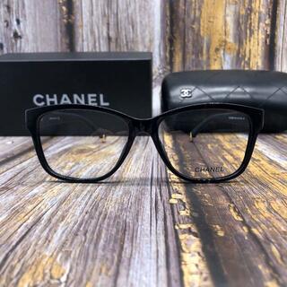 CHANEL - CHANEL シャネル/CH3324/ブラック/眼鏡フレーム