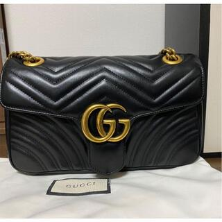 Gucci - GUCCI グッチ ショルダー キルティング ハンドバッグ