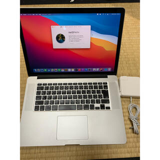 Mac (Apple) - 15インチMacbook Pro 2015 i7/16/256 office付き